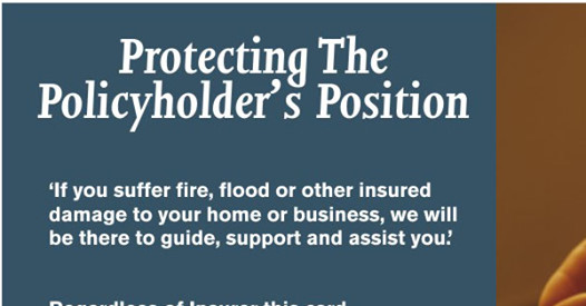 Protecting the Policyholder's Position