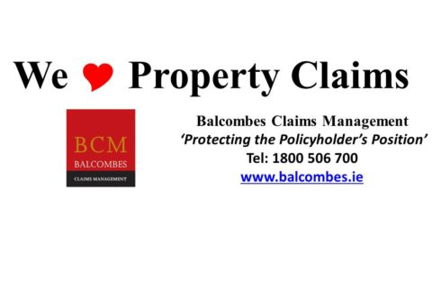 We love Property Claims